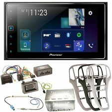 Pioneer SPH-DA130DAB USB MP3 Bluetooth DAB+ Einbauset für Opel Astra J