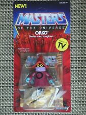 Masters of the Universe Orko action figure Moc Super 7 Vintage series