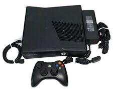 Microsoft Xbox 360 S Slim 250GB Console w/ Controller (Model 1439)