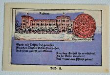 STARGARD (Pom/Polen:Szczeciński) 1 Mark Notgeld Kolberger Grenadiere Bild:5(3284