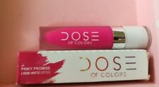 BN DOSE OF COLOURS LIQUID MATTE LIPSTICK - PINKY PROMISE - 4.5g - DAMAGED BOX