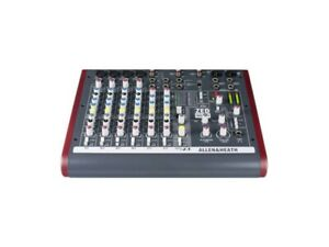 ZED-10FX Multipurpose Mixer with FX for Live Sound and Recording | Allen & Heath