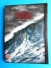 the perfect storm george clooney mark wahlberg diane lane rare dvd snapper 2000