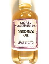 Gardenia Oil 100% Natural Pure UNDILUTED ESSENTIAL OIL Sacred Tradition