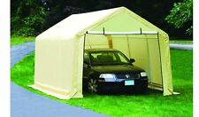 10 ft x 17 ft Portable Garage Car Port Show Cover Waterproof UV Treated Shelter