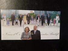 Belgie blok 170 50j huwelijk Kon. Albert   2009  MNH-postfris under postprice