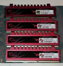 TWO Sets (16GB) of G. Skill F3-12800CL9D-8GBRL DDR3-1600 UDIMM Memory FAST SHIP