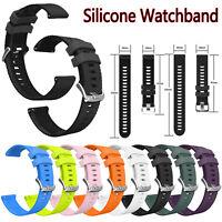 Silicone Band Watch Strap for Garmin Vivoactive3 Vivomove Forerunner 245 645
