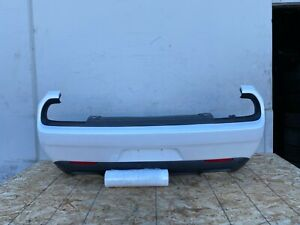 REAR BUMPER COVER COMPLETE PARKING SENSOR DODGE CHALLENGER SRT OEM (15-18)
