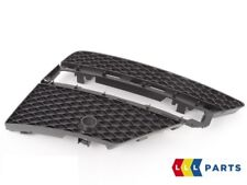 NEW GENUINE MERCEDES MB ML CLASS W166 AMG FRONT BUMPER LOWER GRILL RIGHT O/S