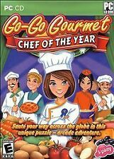 Go-Go Gourmet HIDDEN OBJECT PC Game - NEW - SIM Game