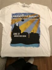 Nashville Rising Concert T Shirt Anvil Sz L New Never Worn