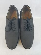 Dexter Comfort Mens Suede Lace Up Oxford Grey Shoes Size 9.5