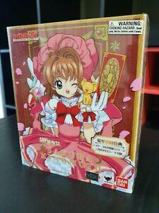 S.H. Figuarts Sakura Kinomoto Cardcaptor Sakura Action Figure From Japan