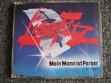 Lisa Fitz-Mein Mann ist Perser Maxi CD-1993 Germany-Pop-deutsch