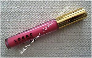 LORAC The Royal Princess Lip Lustre Creme Gloss Pink 11 oz. $18 Limited Edition
