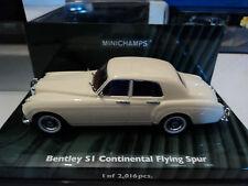 Minichamps 1/43 Bentley S1 Continental Flying Spur 1956 cream