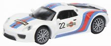 1/87 Schuco Porsche 918 Spyder Martini