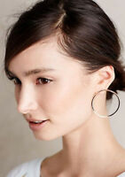 Gold Silver Other Thin Round Circle Minimalist Simplistic Stories Earrings