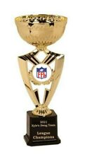 Gold Cup Fantasy Football Champion Ffl Trophy Free Engraving Fast Shipping