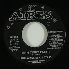 "Bullwackies All Stars ""Skin Tight"" Reggae Funk 45 Aires mp3"