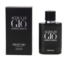 Giorgio Armani Acqua Di Gio Profumo Parfum 40ml Eau De Parfum Mens Spray