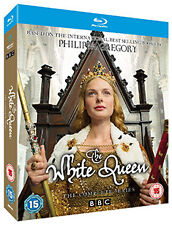 THE WHITE QUEEN - SERIES 1 - BLU-RAY - REGION B UK