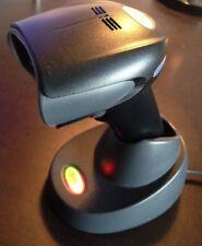 Honeywell Xenon 1902 GSR cordless bluetooth 2D barcode scanner +2 batteries