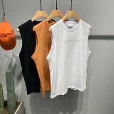 Beemen YIWU Fashion Classic Sleeveless Sports T-Shirt Sexy Men Mens