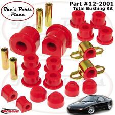 Prothane 12-2001 Total Suspension Bushing Kit 86-91 MAZDA RX-7 FC3S All Poly