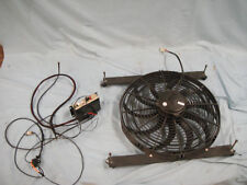 "1963-67 Corvette 15"" Electric Cooling Fan with Control box"
