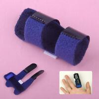 Fingerschiene Fingerschienen Comfort Aufrichten Finger Splint Support Brace Neu