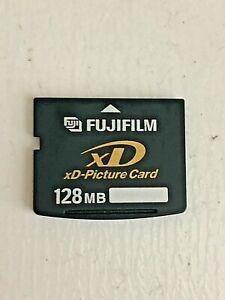 Fujifilm 128MB  XD-Picture Card