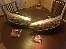 2012+ BMW F32 F33 F36 LCI 4 Series LED Headlight Retrofit conversion