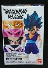 BANDAI DRAGON BALL Z Super ADVERGE 3 Mini Figure SSGSS Vegetto JP NEW F/S