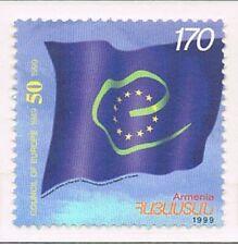 1999 Armenië 355 50 jaar Raad van Europa
