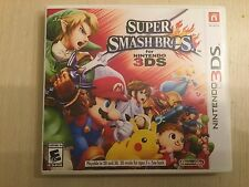 Replacement Case (NO GAME) Super Smash Bros. 3DS - Nintendo 3DS