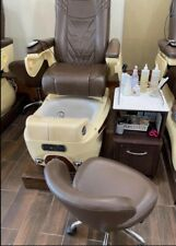 used spa pedicure chairs