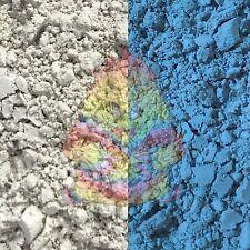 SolarColorDust!  Blue - Photochromic Sunlight Sensitive Color-Changing pigment