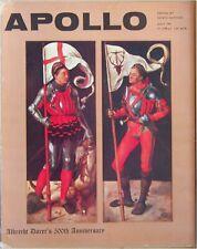 Apollo the magazine of the arts, July 1971