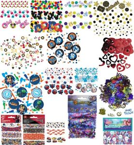 Assorted Table Top Confettis Wedding Birthday Party Decoration Supplies
