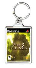 SHADOW OF THE COLOSSUS PS2 KEYRING LLAVERO