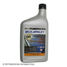 Engine Oil Beck/Arnley 252-4001