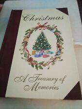 A Christmas Treasury Of Memories Photo Album
