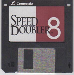 "Connectix Speed Doubler 8 3.5"" HD Diskette for 68030/040/PowerPC"