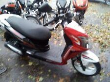 sym symjet 4r  2016 very low milage 50cc scooter