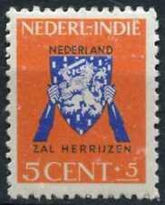 Netherlands Indies 1941 SG#453, 5c + 5c Prince Bernhard Fund MH #E12241