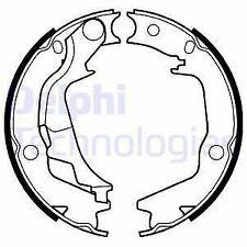 Delphi Lockheed Brake Shoe Set LS2011-Brand new-genuine-Garantie 5 an