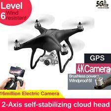Clone DJI Phantom 4 !! GPS Drones 4K HD Camera 5G WIFI Brushless RC Quadcopter
