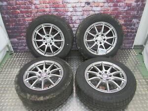 Mercedes Benz Felgen Winterreifen 7,5Jx16 ET45,5 225/55 R16 99H A2124014002 Alu